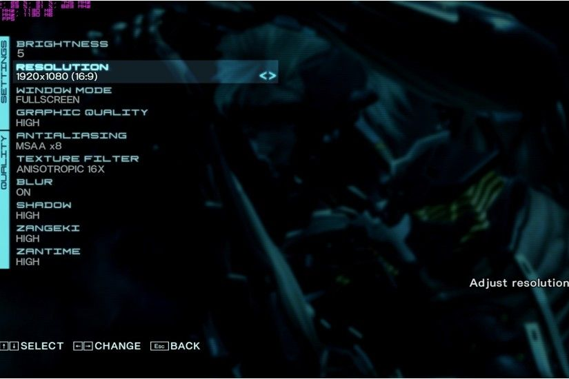 ... Metal Gear Rising Wallpaper Luxury Metal Gear Rising Revengeance – Pc  Performance Analysis ...