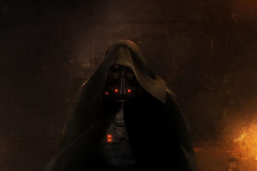 Star Wars movie wallpapers in HD - Darth Vader - Luke Skywalker - Yoda