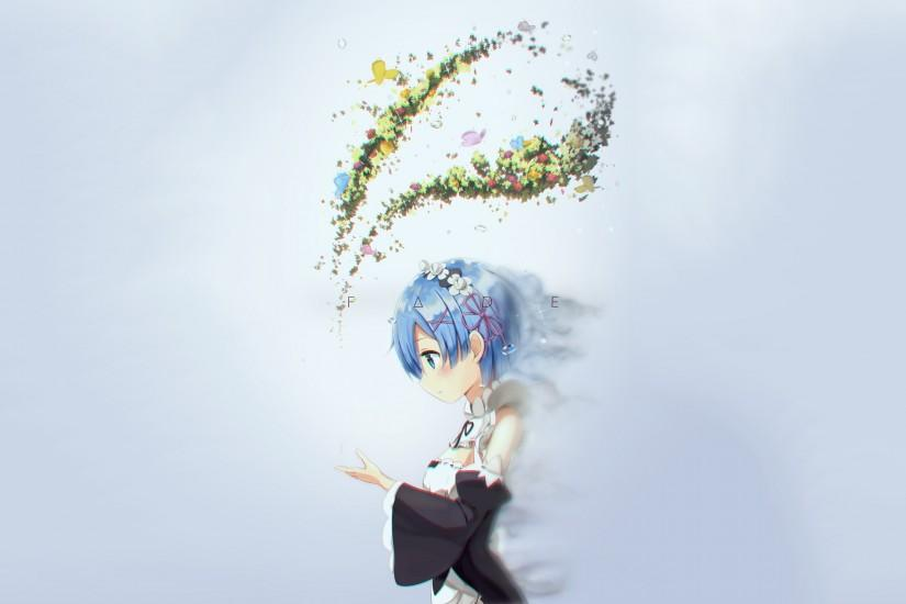 rem wallpaper 2560x1600 notebook