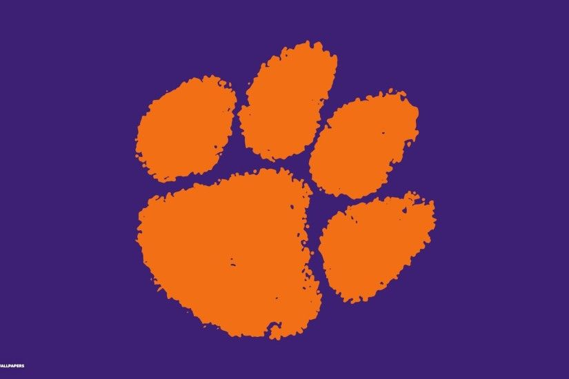 Clemson Tigers Wallpapers HD Football 1920x1080.