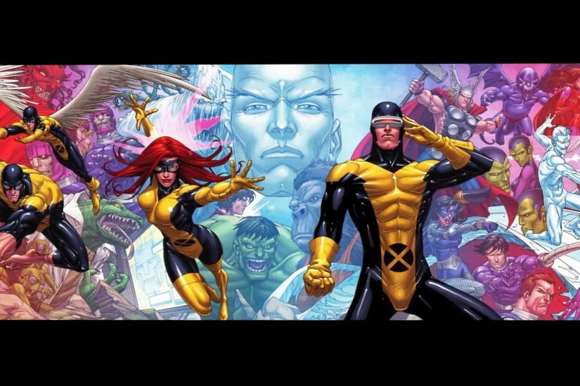 X-Men Wallpapers · Backgrounds