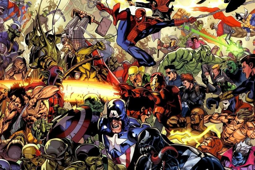 marvel wallpaper 1920x1080 for mac