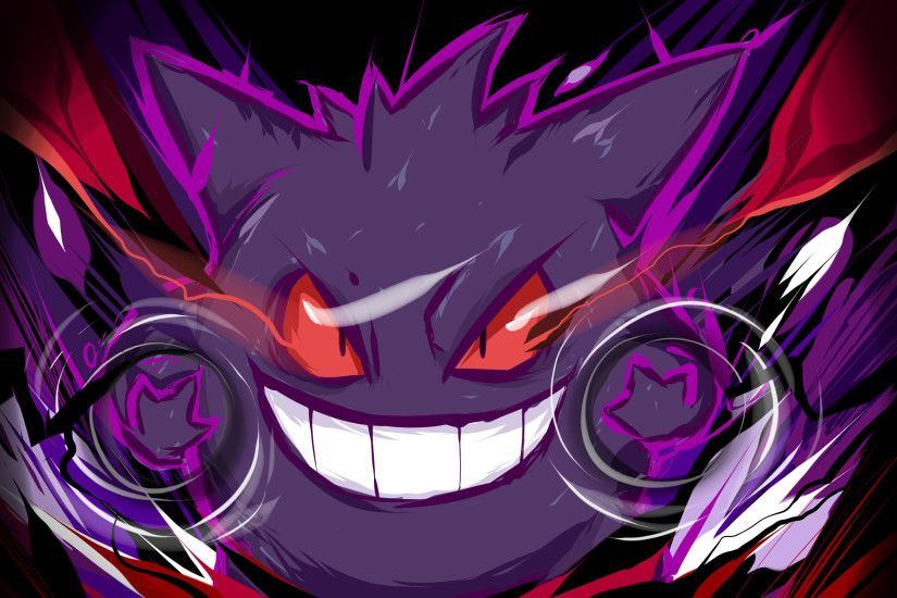 pokemon mega gengar wallpaper - photo #11