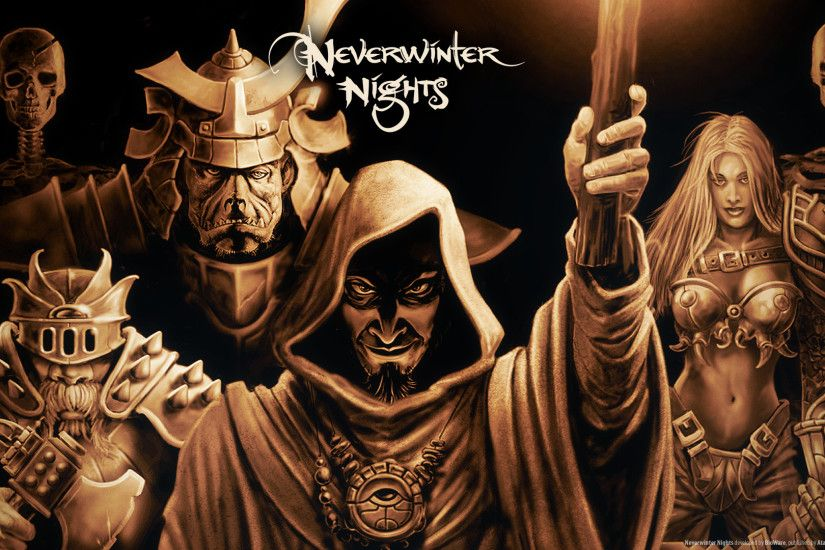 Neverwinter Nights Wallpaper Neverwinter Nights Wallpaper ...