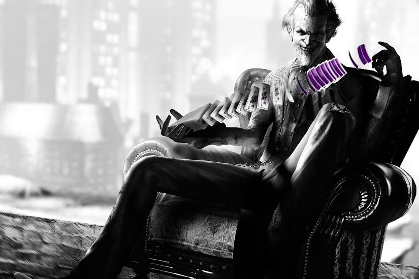 Video Game - Batman: Arkham City Wallpaper