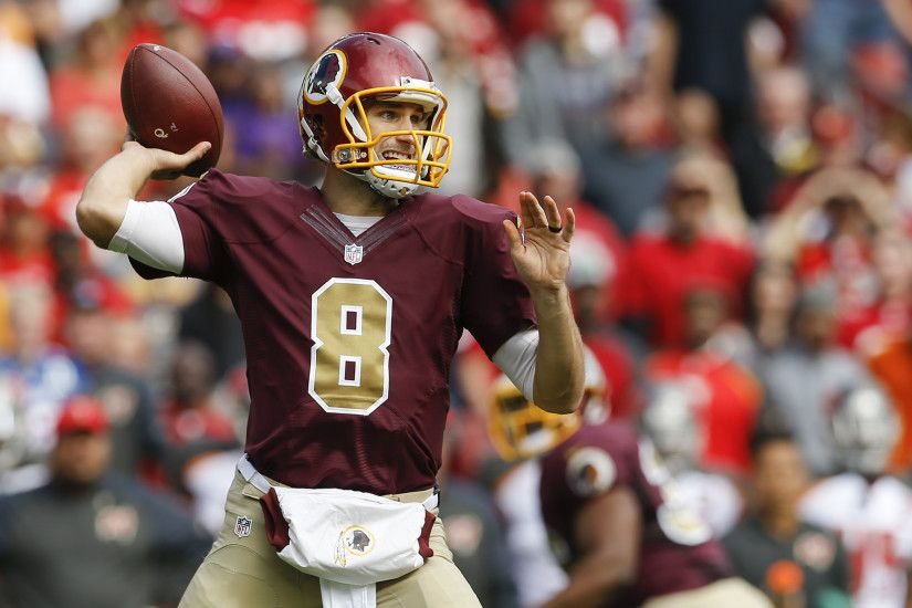CBS Sports Says Kirk Cousins Made The Most Of His Contract Year