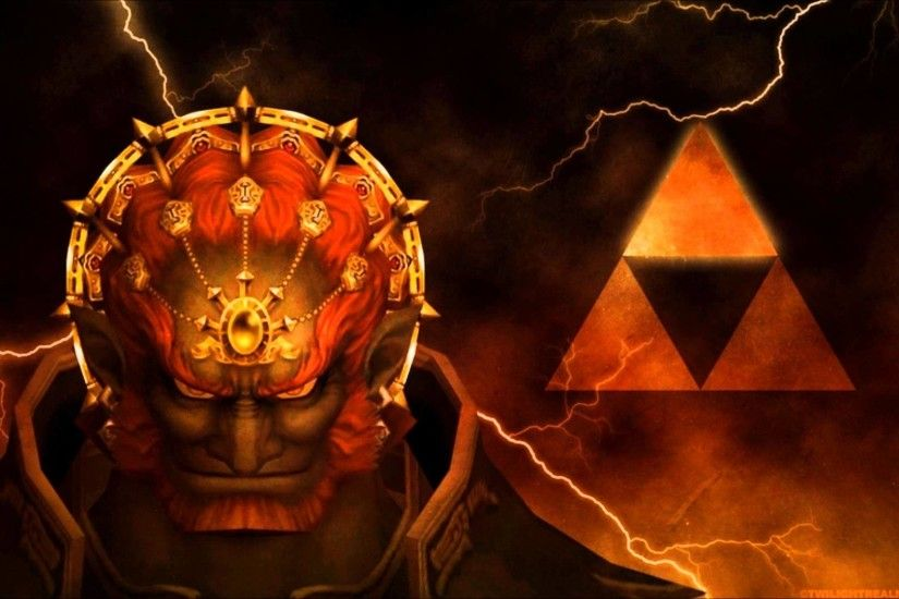Legend of Zelda :Twilight Princess- Dark Lord Ganondorf Theme Remix