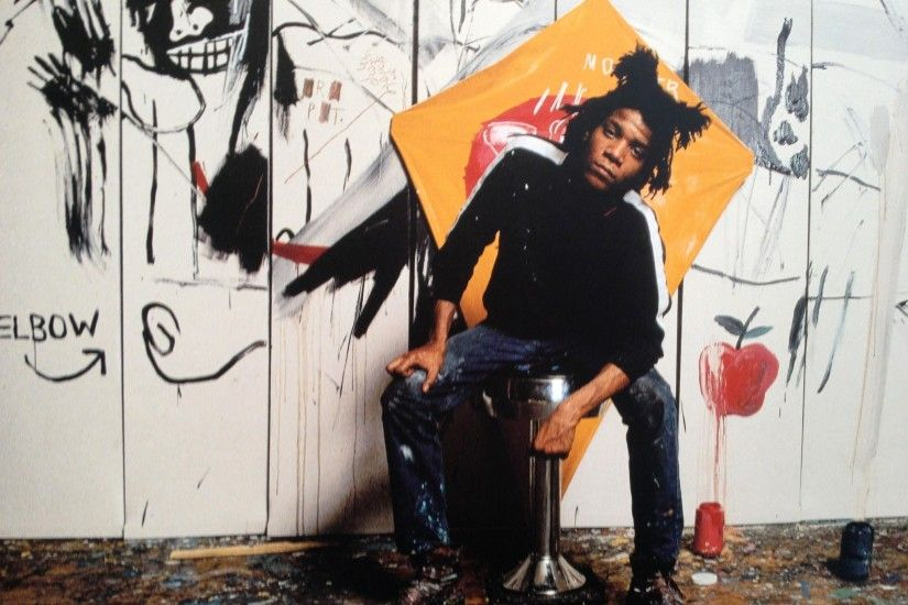 Barbican Holds First Ever Retrospective For Jean-Michel Basquiat In UK