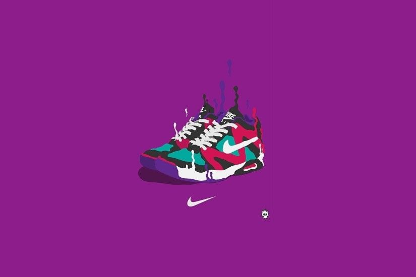 Find out: Nike Basketball Shoes Art wallpaper on http://hdpicorner.com