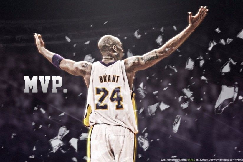 MVP 4K Kobe Bryant Wallpaper