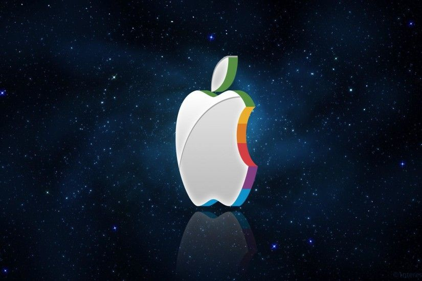 3D Apple Logo Wallpaper by 1nteresting on DeviantArt