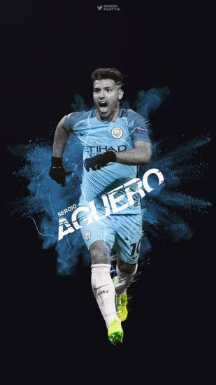 DESIGNDANIEL Sergio Kun Aguero edit / phone wallpaper by Design Daniel on  tumblr. Football,
