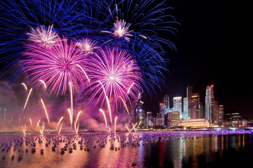 on New Year's Eve, Singapore Computer Wallpapers, Desktop Backgrounds .