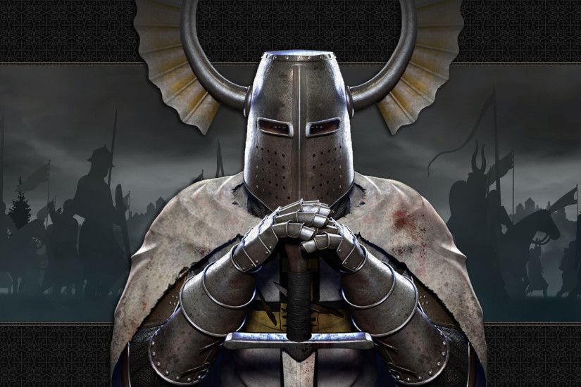 Video Game - Medieval II: Total War Total War Teutonic Knight Wallpaper
