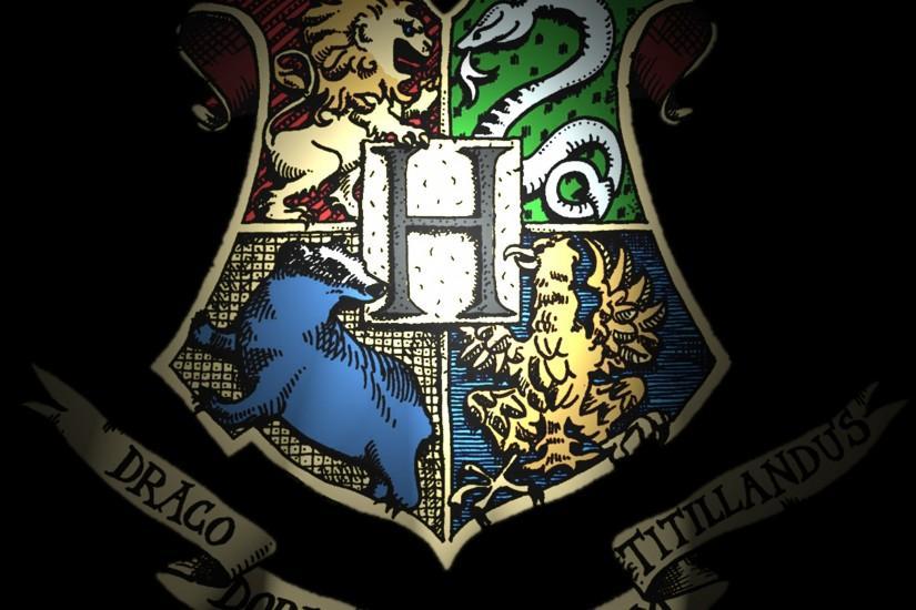 Harry potter slytherin crest wallpaper
