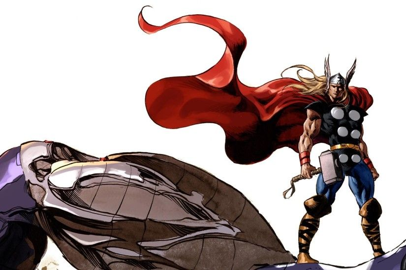 Thor HD Wallpaper. « »