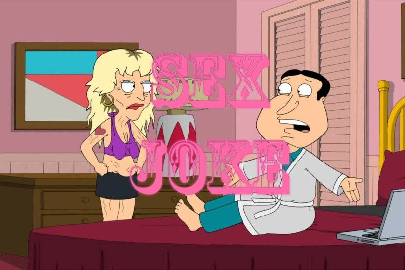 Family Guy - Quagmire - Sex Joke #3