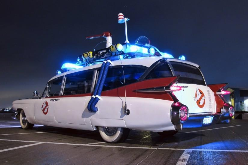 GHOSTBUSTERS action adventure supernatural comedy ghost ambulance emergency  wallpaper