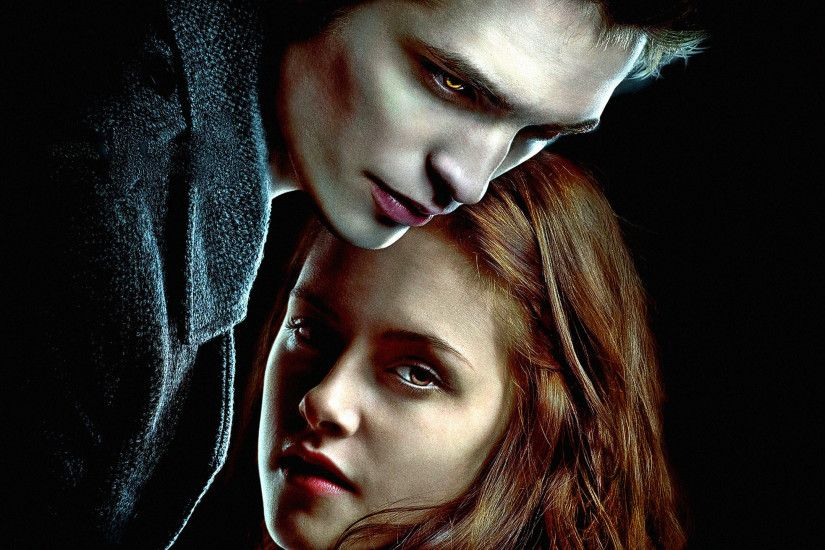 Robert Pattinson & Kristen Stewart - Twilight wallpaper