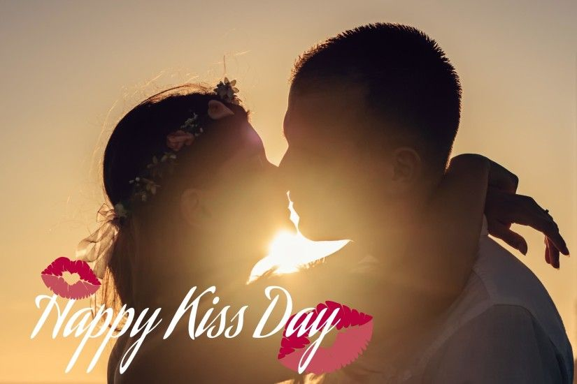 817x547 Happy Kiss Day] Wallpaper, HD Smooch Kissing Pictures Desktop  Background