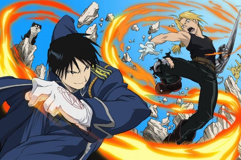 fullmetal alchemist brotherhood wallpaper 1920x1200 ipad retina