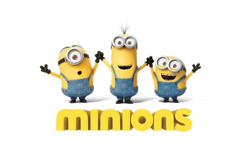 popular minions wallpaper 1920x1080 tablet