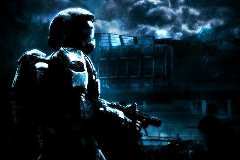 ... halo 3 odst wallpaper download; halo the master chief collection update  new relic and halo ...