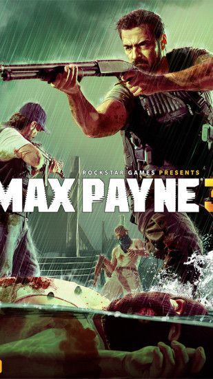 maxpayne 3 maxart work 4 Wallpapers for Galaxy S5