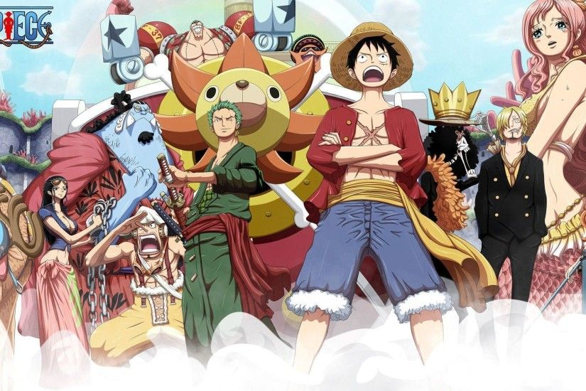 2268x1175 Wallpapers For > One Piece New World Wallpaper Chibi