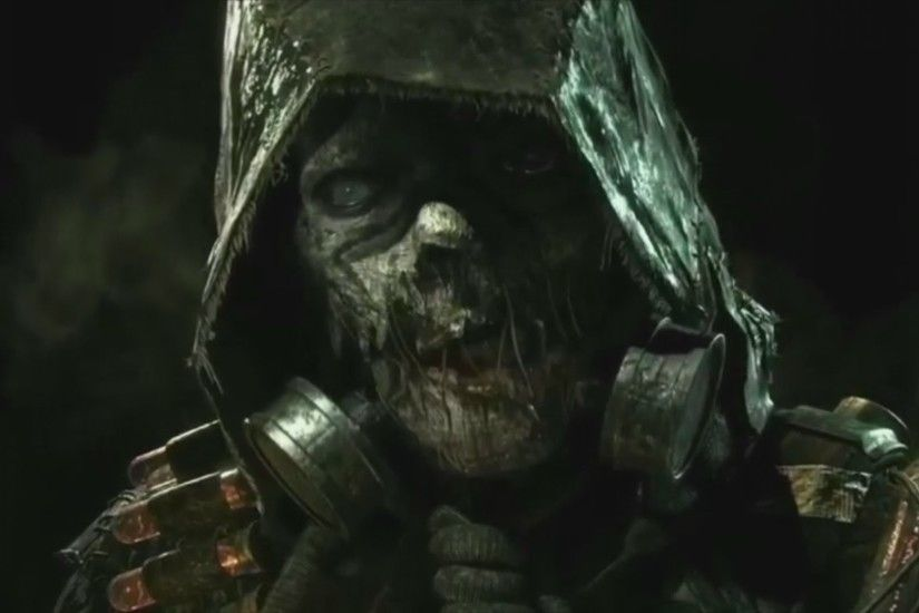 Batman Arkham Knight Gameplay Trailer (Featuring the Scarecrow) E3 2013