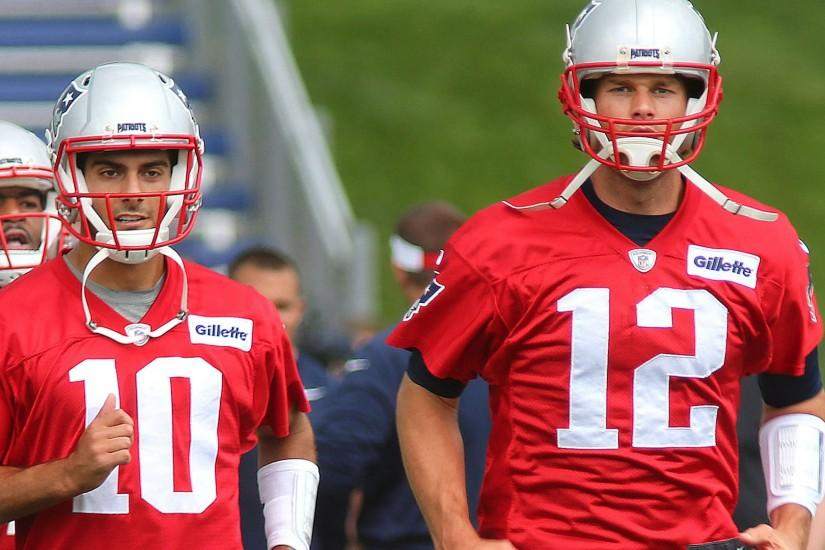 Who is Jimmy Garoppolo, the Pats QB who will replace Tom Brady? | The MMQB  with Peter King