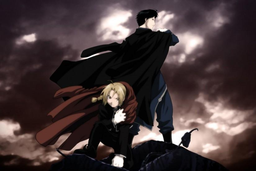 cool fullmetal alchemist brotherhood wallpaper 1920x1080