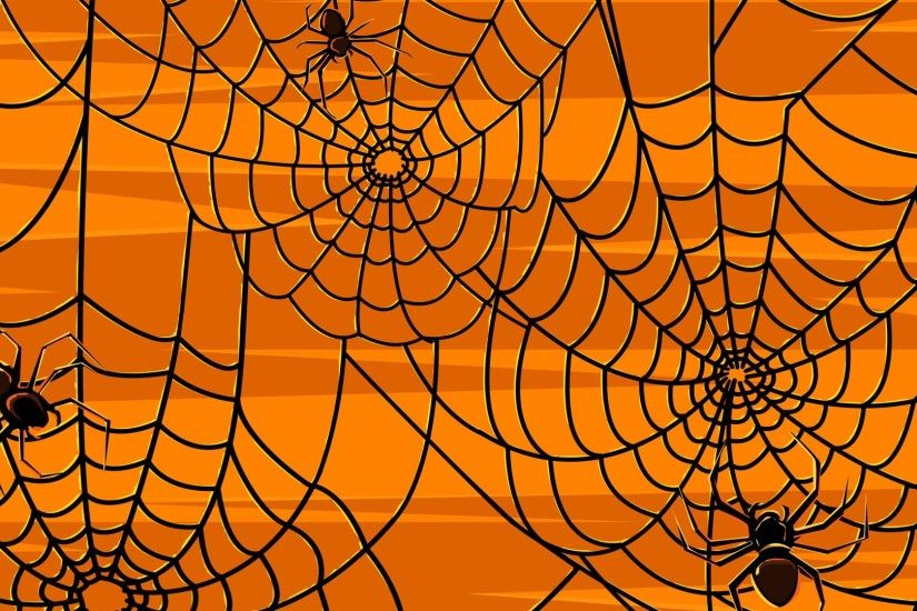 Scary Halloween HD Wallpapers Pumpkins, Witches, Spider Web 1366×768  Halloween Wallpapers (