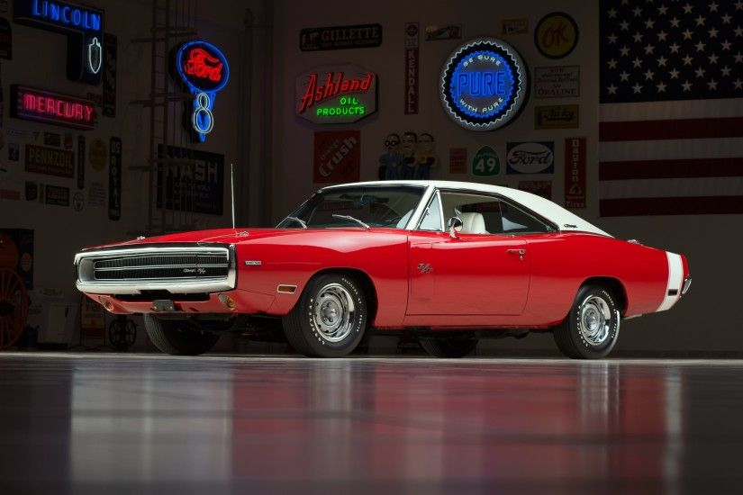 car, Dodge Charger, Dodge Charger R T, Muscle Cars, Classic Car Wallpaper HD