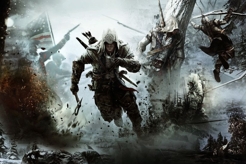Assassin's Creed Assassin's Creed III