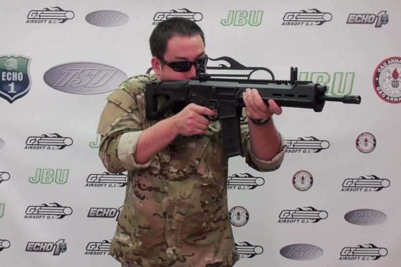Airsoft GI - Magpul PTS Masada Officially Licensed AEG Video Review -  YouTube