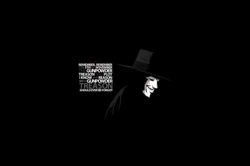 V For Vendetta Wallpapers HD Wallpaper 1920×1200 Mask Wallpaper .