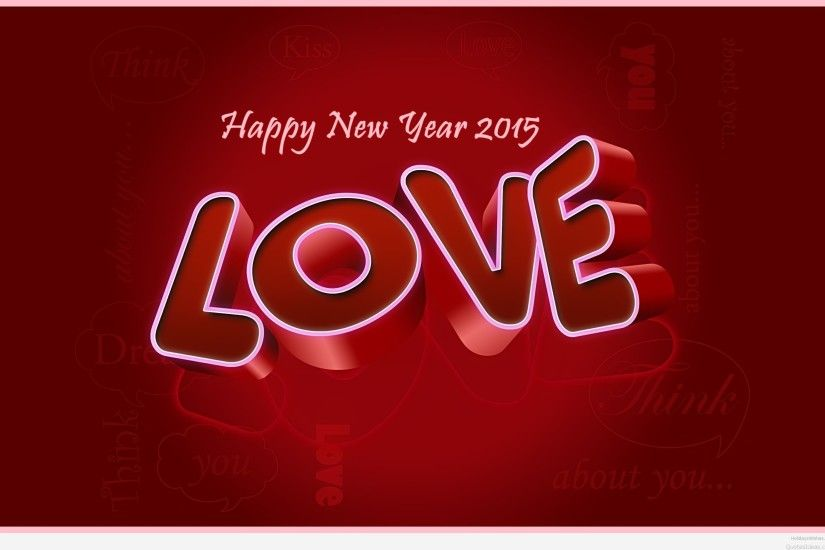 Love-Messages-Happy-New-Year-2015