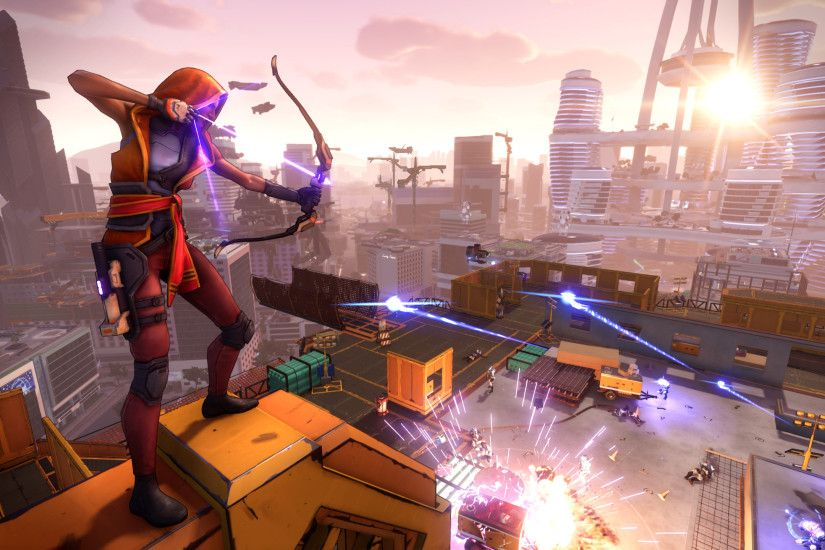 Agents Of Mayhem 2017