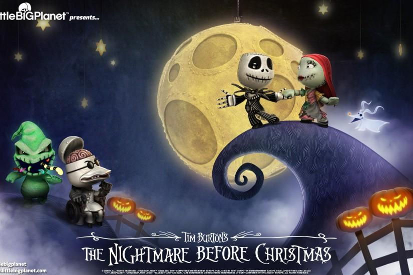 nightmare before christmas wallpaper 1920x1200 for ios