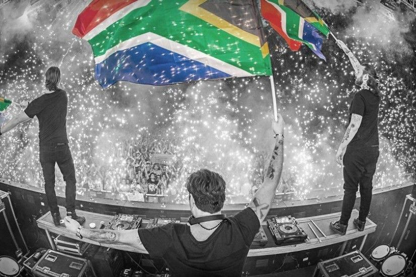 Axwell Sebastian Ingrosso And Steve Angello Wallpaper