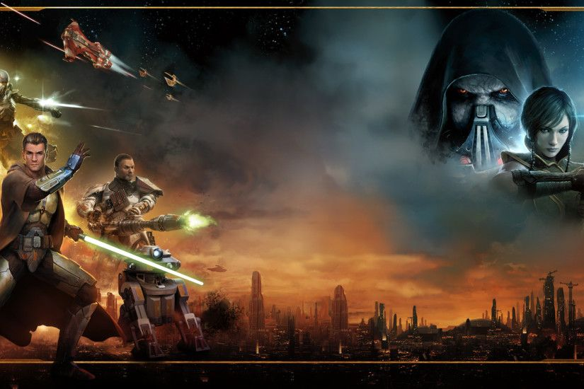 STAR WARS The Old Republic Unofficial Desktops for full HD and 3 1920x1080