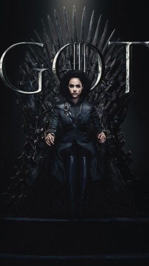 Missandei In Game Of Thrones Final Season 8 2019 Wallpapers Hd