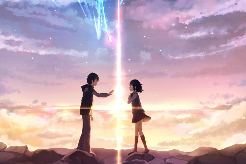 kimi no na wa wallpaper 1920x1200 for iphone 5s
