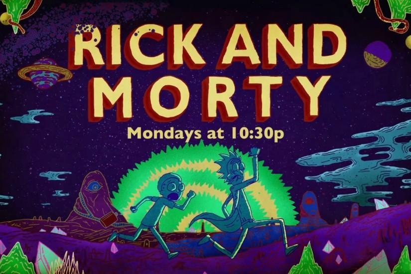 download rick and morty background 1920x1080 for retina