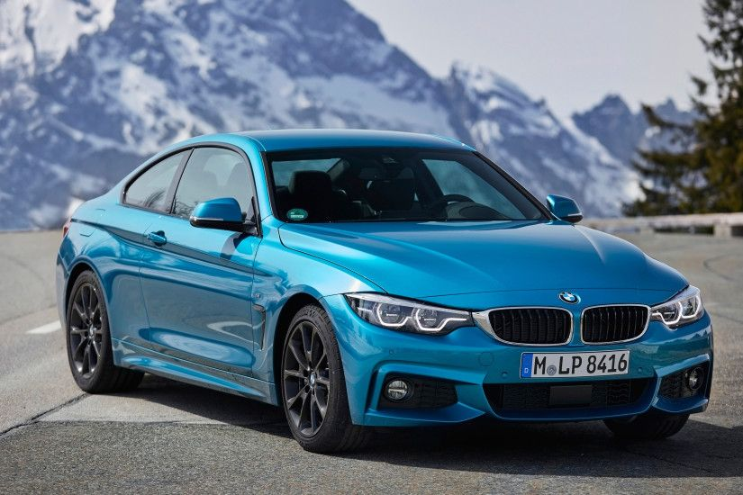 2018 BMW 4 Series Coupe 2