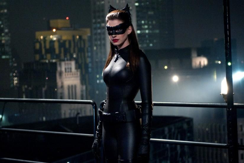 Anne Hathaway Catwoman Dark Knight Rises
