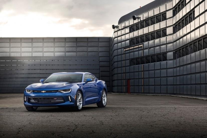 Chevrolet Camaro 2016 Photos