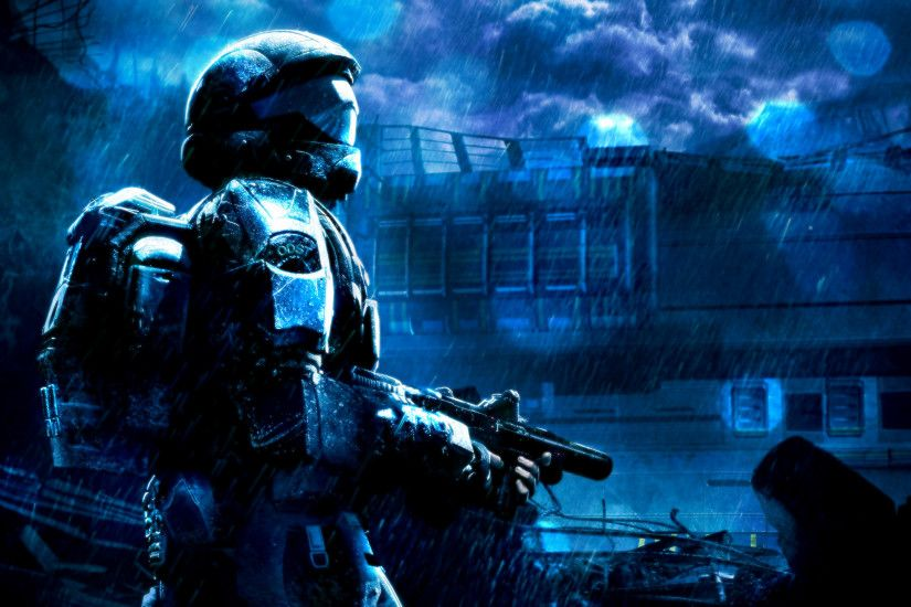 HD Wallpaper | Background ID:423483. 2560x1440 Video Game Halo 3: ODST