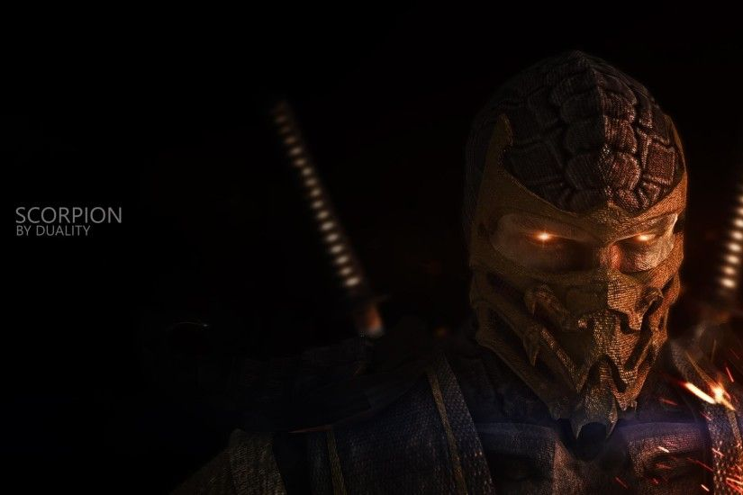 """SCORPION"" Mortal Kombat Edit By Duality (WALLPAPER IN DESC) - YouTube"